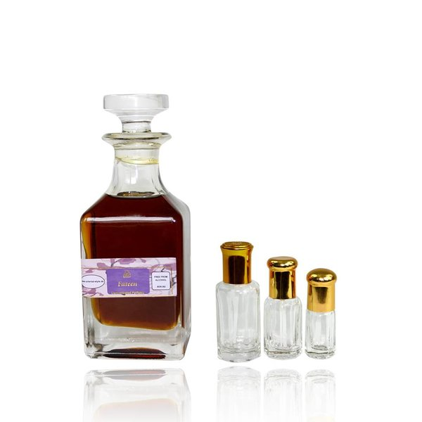 Oriental-Style Concentrated perfume oil Fateen Special Oudh - Free from alcohol