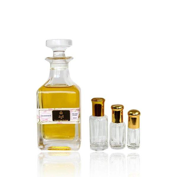 Oriental-Style Konzentriertes Parfümöl Sufi - Parfüm ohne Alkohol