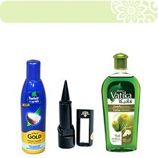 Hair Oil & Cosmetics