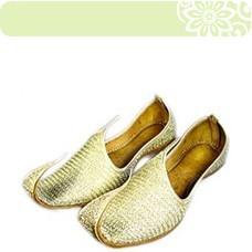 Indische Schuhe