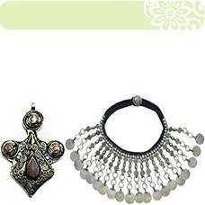 Tribal Jewelry - Old