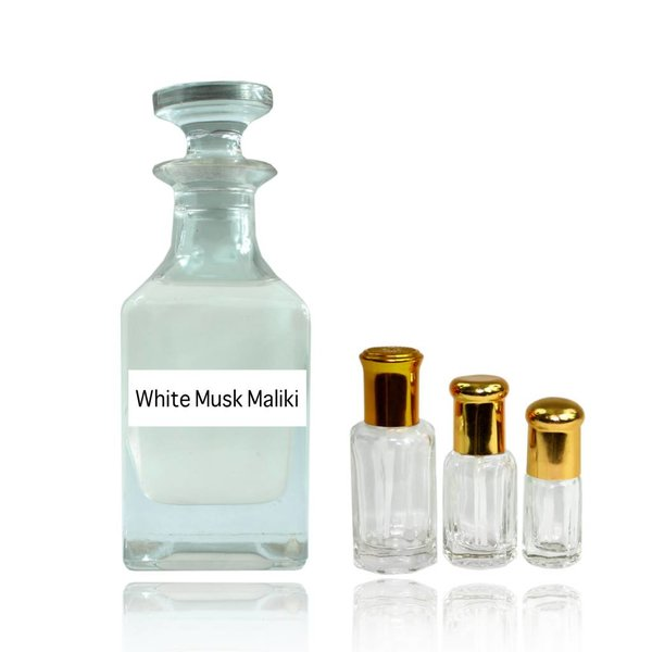 Swiss Arabian Concentrated Perfume Oil White Musk Maliki - Perfume free from alcohol