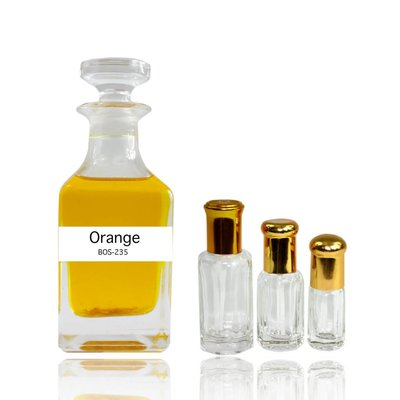 Oriental-Style Concentrated perfume oil Orange - Perfume free from alcohol