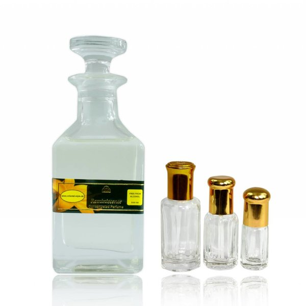 Oriental-Style Perfume oil Reminescence - Perfume free from alcohol
