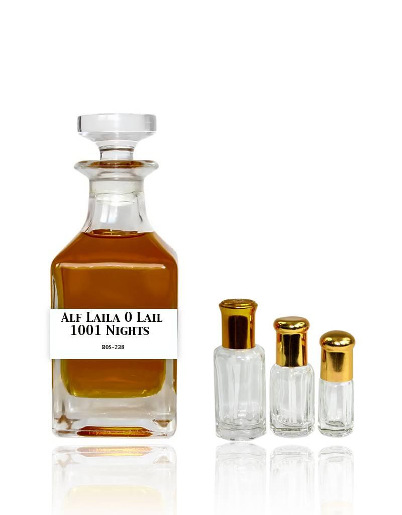 Ajmal Alf Laila o perfume oil Lail 1001 Nights - Oriental ...