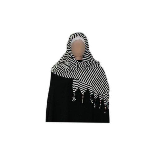 Kleiner Shayla Schal Hijab Weiss