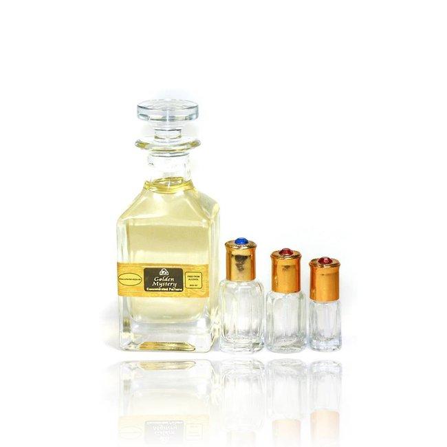 Oriental-Style Perfume oil Golden Mystery