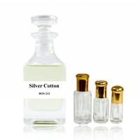 Oriental-Style Parfümöl Silver Cotton - Parfüm ohne Alkohol