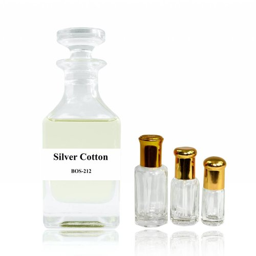 Oriental-Style Parfümöl Silver Cotton