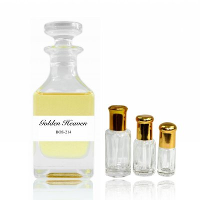 Oriental-Style Perfume oil Golden Heaven - Perfume free from alcohol