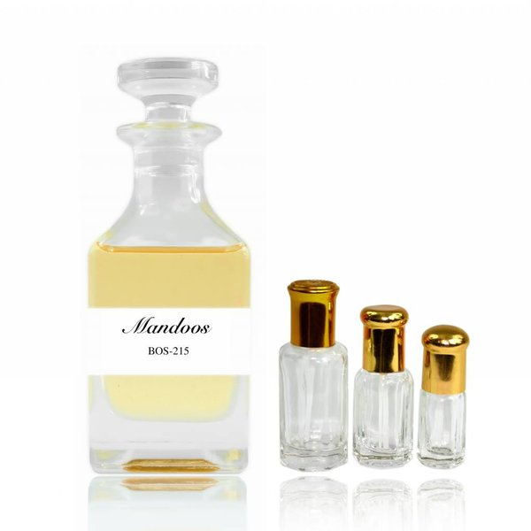 Oriental-Style Parfümöl Mandoos - Parfüm ohne Alkohol