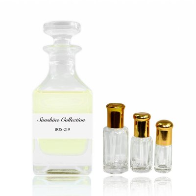 Oriental-Style Perfume oil Sunshine Collection - Perfume free from alcohol