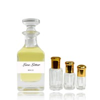 Oriental-Style Perfume oil Love Letter - Perfume free from alcohol
