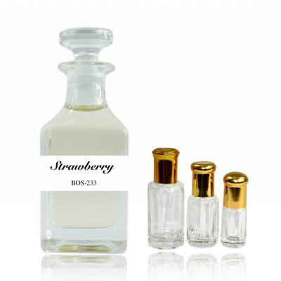 Oriental-Style Concentrated perfume oil Strawberry - Perfume free from alcohol