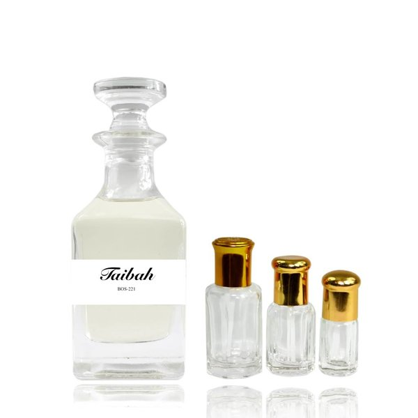 Oriental-Style Parfümöl Taibah - Parfüm ohne Alkohol