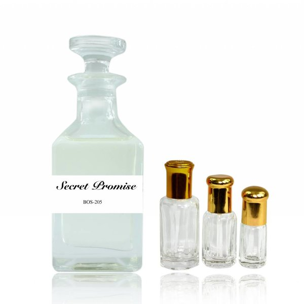Oriental-Style Parfümöl Secret Promise - Parfüm ohne Alkohol