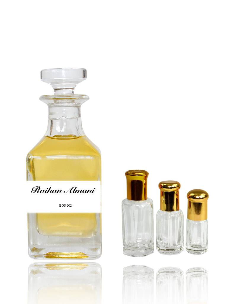 Perfume Oil Raihan Almani Free From Alcohol Oriental Style