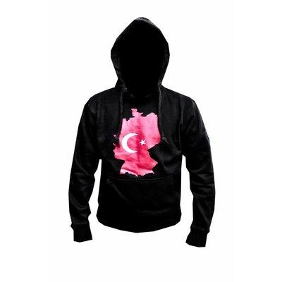 313 Badr Sweatshirt Hooded Hoodie Sweat Germany❤Turkey