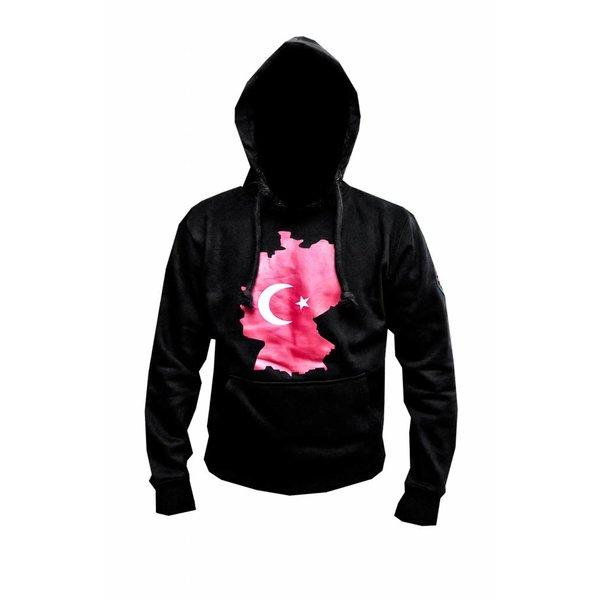 313 Badr Kapuzen Sweatshirt Hoodie Germany❤Turkey