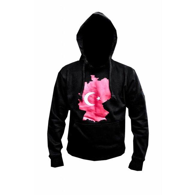 Sweatshirt Hooded Germany❤Turkey