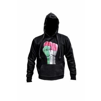 Kapuzen Sweatshirt Hoodie Freies Palästina