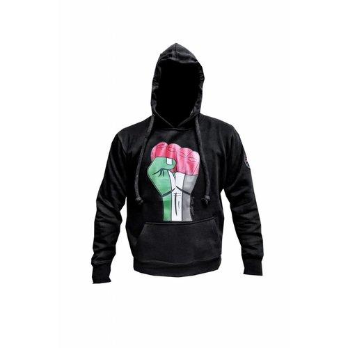 313 Badr Sweatshirt Hooded Free Falestin