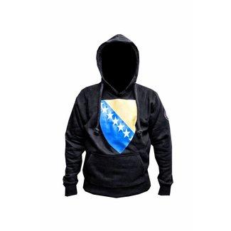 Kapuzen Sweatshirt Hoodie Bosnien