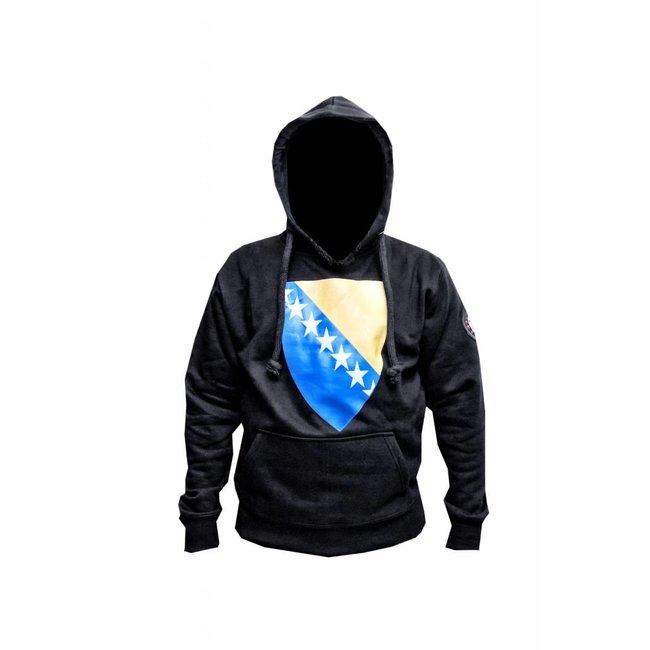 Sweatshirt Hooded Bosnia