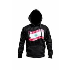 313 Badr Kapuzen Sweatshirt Hoodie Libanon