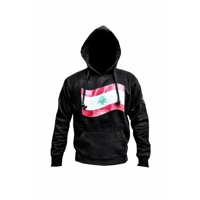 Kapuzen Sweatshirt Hoodie Libanon