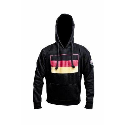 313 Badr Kapuzen Sweatshirt Hoodie Deutsche Flagge