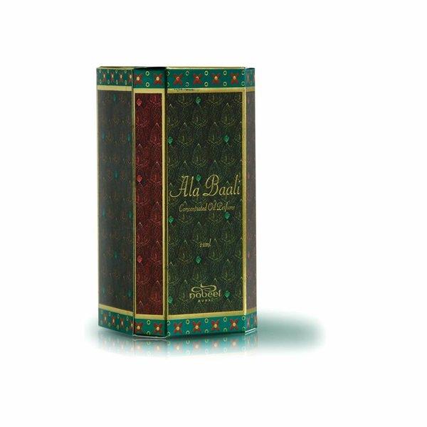 Nabeel Perfumes Parfümöl Ala Baali 12ml - Parfüm ohne Alkohol