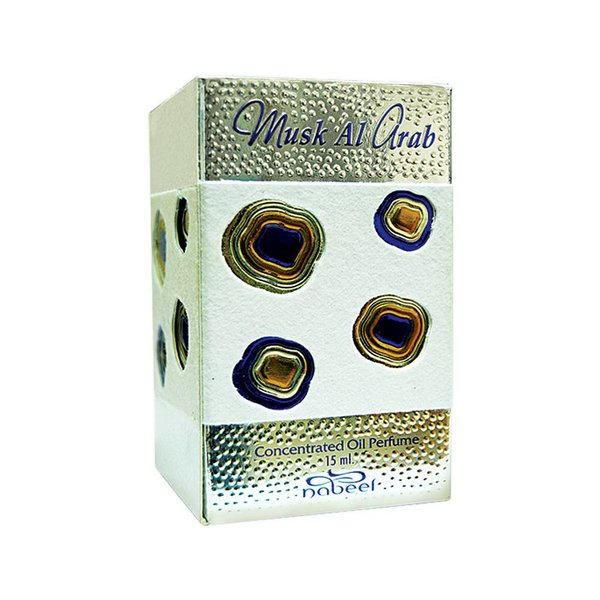 Nabeel Perfumes Parfümöl Musk Al Arab 15ml - Parfüm ohne Alkohol