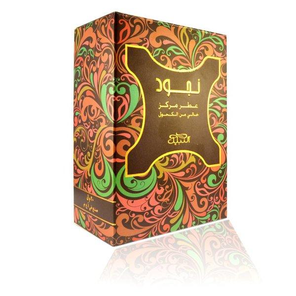 Nabeel Perfumes Parfümöl Nijood 20ml - Parfüm ohne Alkohol