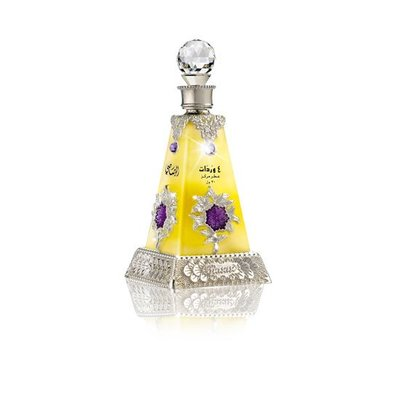 Rasasi Concentrated perfume oil Arba Wardad 30ml - Perfume free from alcohol