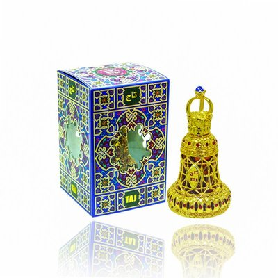 Al Haramain Concentrated perfume oil Taj 24ml - Perfume free from alcohol