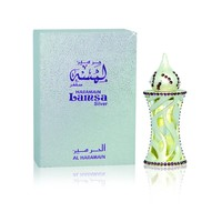 Al Haramain Concentrated perfume oil Lamsa Silver 12ml - Perfume free from alcohol