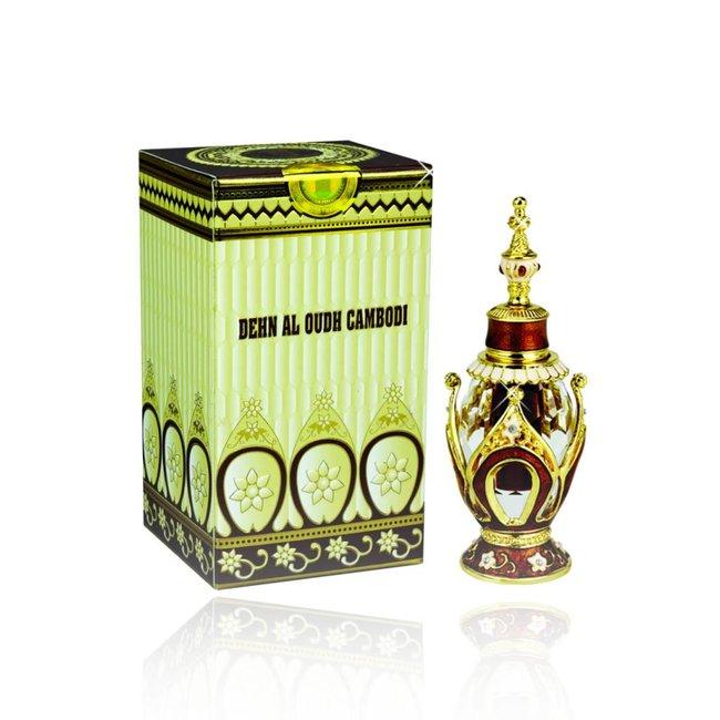 Al Haramain Perfume oil Dehn Al Oudh Cambodi - 3ml