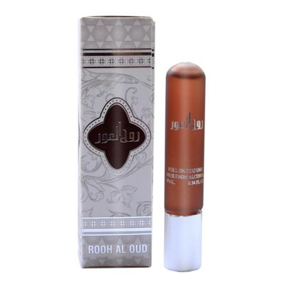 Ard Al Zaafaran Concentrated perfume oil Rooh Al Oud 10ml - Perfume free from alcohol