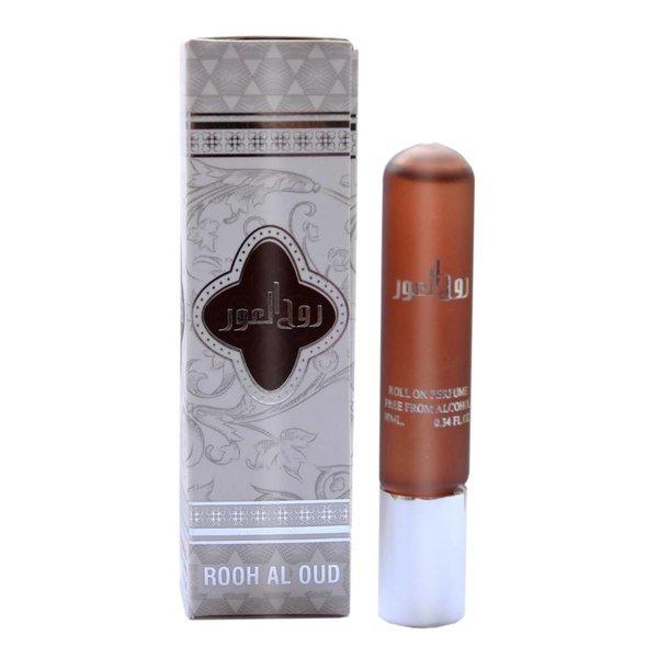 Ard Al Zaafaran Perfumes  Parfümöl Rooh Al Oud 10ml - Parfüm ohne Alkohol