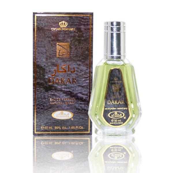 Al Rehab Perfumes Colognes Fragrances Dakar Eau de Parfum 50ml by Al Rehab Vaporisateur/Spray