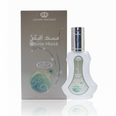 Al-Rehab White Musk Eau de Parfum 35ml by Al Rehab Vaporisateur/Spray