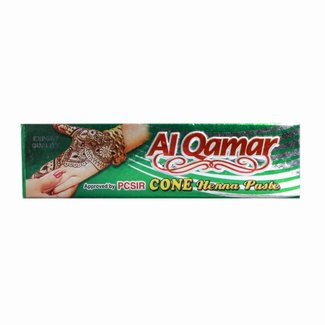 Qamar - Red Cone Henna Paste (35g)