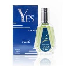 Al-Rehab Aden Yes Eau de Parfum 50ml Al Rehab Vaporisateur/Spray