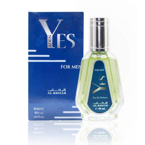 Al Rehab  Aden Yes Eau de Parfum 50ml Al Rehab Vaporisateur/Spray