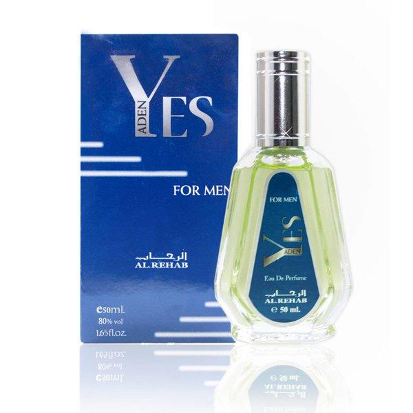 Al Rehab  Aden Yes Eau de Parfum 50ml von Al Rehab Vaporisateur/Spray