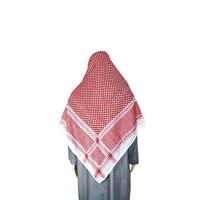 Large Scarf - Shemagh 142cm x 142cm