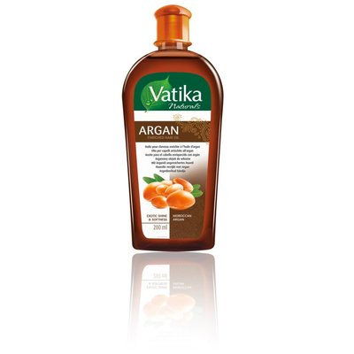 Vatika Dabur Vatika Enriched Argan hair oil with Argan oil (200ml)