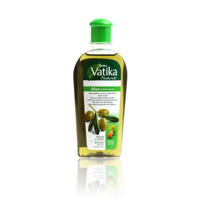 Vatika Dabur Vatika Oliven-Haaröl (200ml)