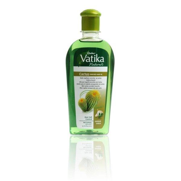 Vatika Dabur Vatika Kaktus Haaröl - Hair Fall Control (200ml)